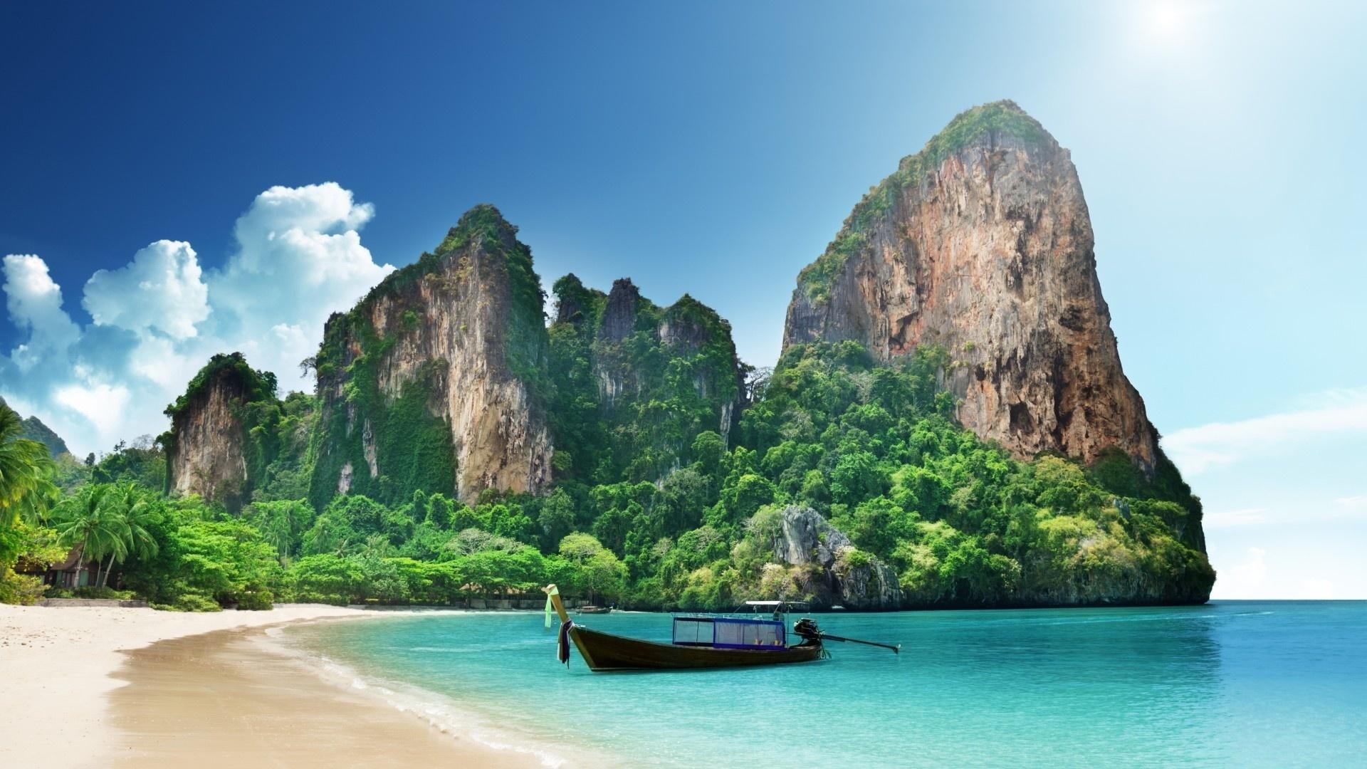 Iles thailande